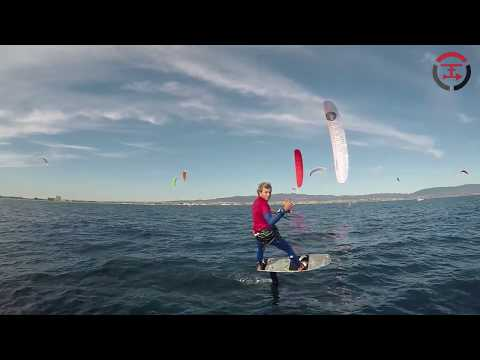 2017 KiteFoil GoldCup Italy - Racing Day 3 Recap