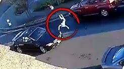 7-Year-Old Walks Away OK Following Hit-and-Run