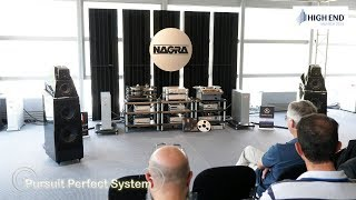 Nagra Wilson Audio Alexia 2 Kubala-Sosna @ High End Munich  2018