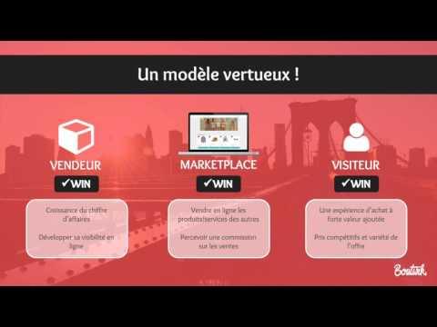 Le modele marketplace : l'avenir du e commerce