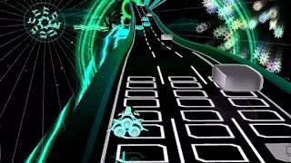 Audiosurf: Fler feat MoTrip - Die Welt dreht sich (Instrumental)