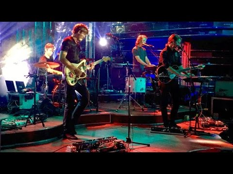 Half Moon Run Concert Live - Amsterdam Dark Eyes tour