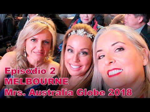2 - MELBOURNE - MRS. AUSTRALIA GLOBE 2018
