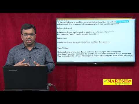 DWH Characteristics | Data Warehouse Tutorials | Data Warehousing Concepts | Mr.Vijay Kumar