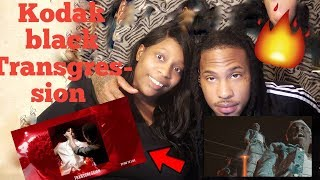 Kodak Black - Transgression [Official Music Video] REACTION