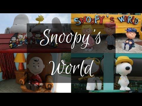 Snoopy's World   New Town Plaza   Sha Tin   Hong Kong