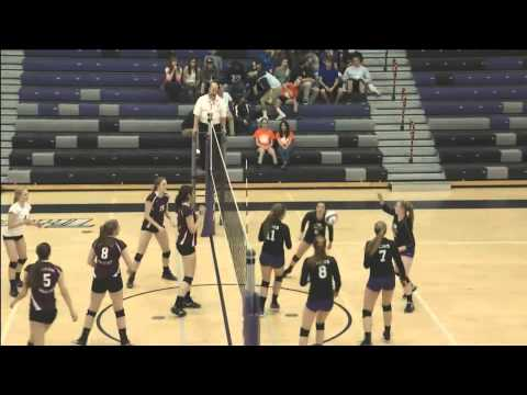 Cheyenne Mountain vs Discovery Canyon Volleyball