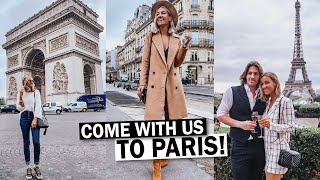 Paris Travel Vlog | A Week in Paris France