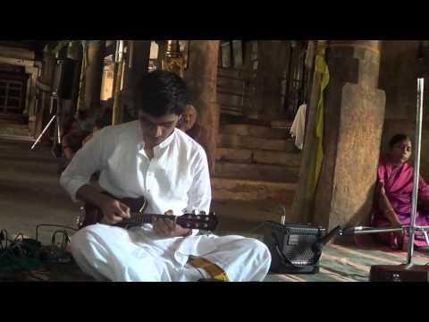 Mandolin Vishnu Venkatesh Raghuvamsha Sudha