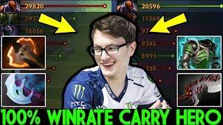 MIRACLE [Anti Mage] 100% Winrate Carry Hero Machine Farming 7.24 Dota 2