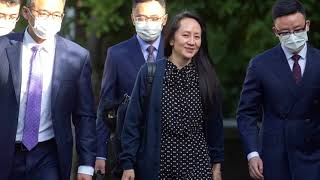 Huawei CFO U.S. Reach Agreement On Charges