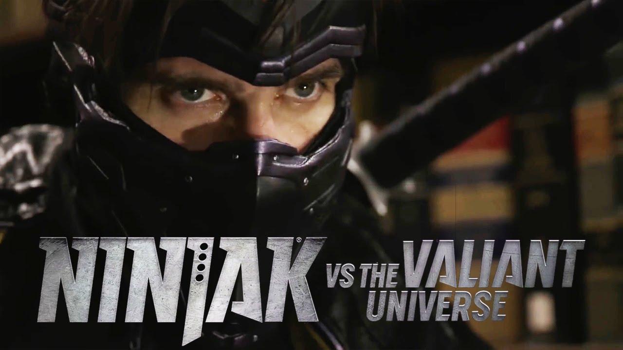 Download Ninjak VS The Valiant Universe Trailer | MasterTainment Trailer REDUX