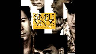 Simple Minds - Sanctify Yourself (1985) Original CD Version