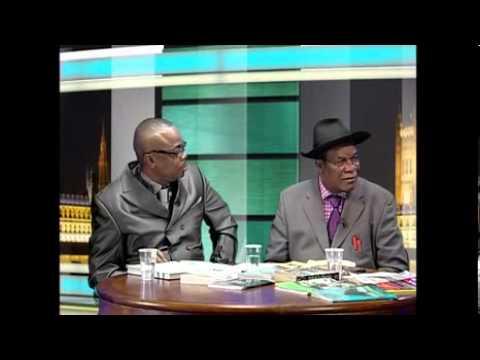 UK-CONGO VOICE: TOUCHES PAS C'EST CHAUD DANS LE RECITAL DES POEMES.