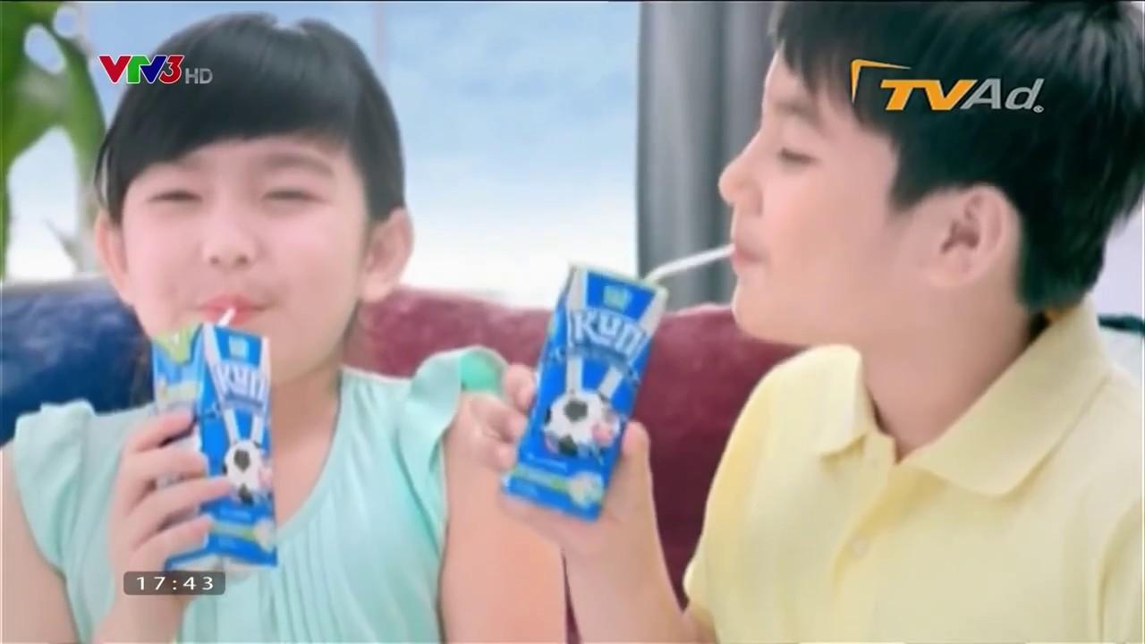 Phóng sự quảng cáo trên VTV3| sữa Love in Farm Kun