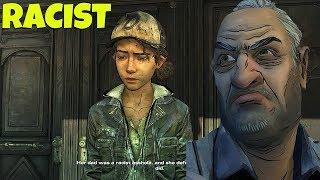 Clementine Remembers Larry - The Walking Dead: Season 4 - Episode 2