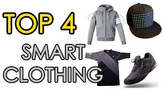 Top 4 smart clothes that will impress you