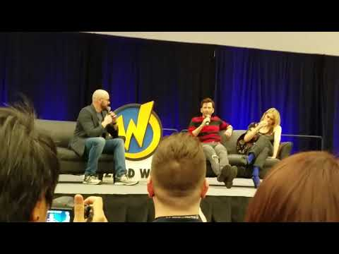 Doctor Who Panel  Wizard World Cleveland 2018
