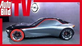 Opel GT Concept Videos