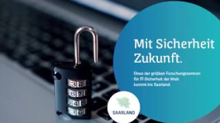 Weltniveau: Forschungszentrum für IT-Sicherheit kommt ins Saarland.