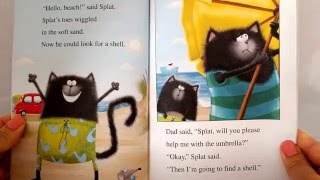 Splat the Cat: A Whale of a Tale Read Along