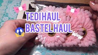 TEDI HAUL / BASTEL HAUL / 09.02.2020 / Mein Einkauf / Schöne Sachen bei / Scrapbook basteln