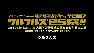 ウルフルズデビュー25周年の軌跡が「ヤッサ!」で蘇る!! 明日9月23日...