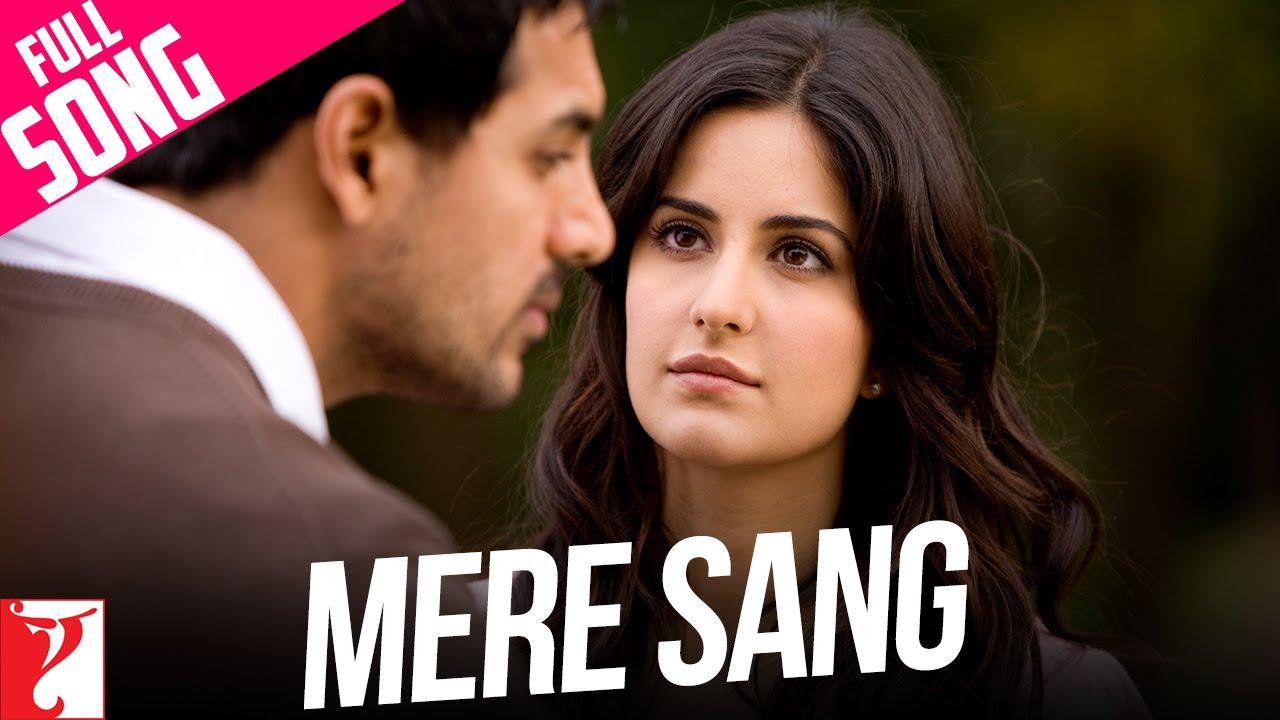 Mere Sang Full Song New York John Abraham Katrina Kaif Sunidhi Chauhan Youtube