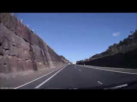 Driving NSW: Parramatta-Helenburgh-Mascot