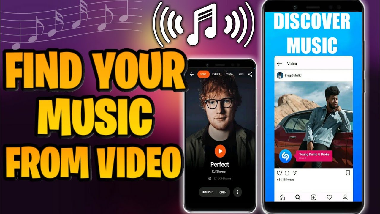 How To Find Music From Video Youtube