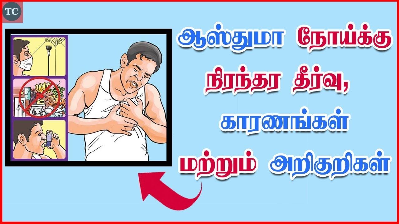 Permanent Natural Cure For Asthma