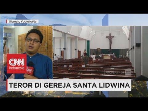 Teror di Gereja Santa Lidwina Bedog, Sleman; Ketua DPR & Panglima TNI Kutuk Peristiwa Ini