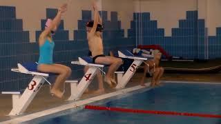 Урок физической культуры в бассейне Акватория Федоров А М
