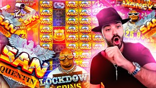 ROSHTEIN Insane Win x10000 on SAN QUENTIN (NEW SLOT) - TOP 5 Mega wins of the week