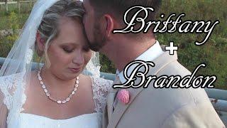 Bridgeport WV Wedding Videography - 4T Arena Wedding Venue - Brittany and Brandon