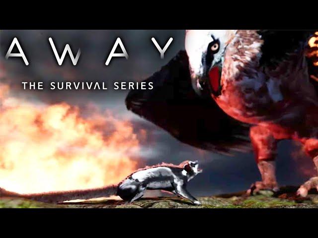 AWAY: The Survival Series 🐿️ Vom Adler gejagt #05 [Lets Play   Gameplay Deutsch]