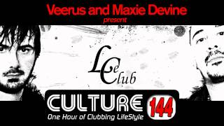 Le Club Culture Radioshow Episode 144 (Veerus and Maxie Devine)