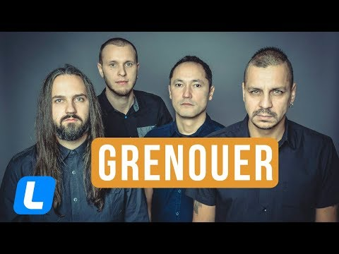 Grenouer - Something Really Bad (Alternative Rock / Post Metal)
