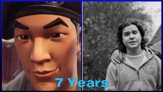 7 Years - Lukas Graham   remade Fortnite music Video