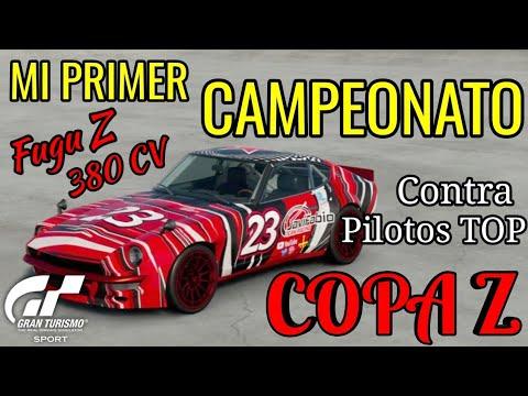 Gran Turismo Sport - Me apunto a mi primer campeonato - Copa Z - Contra pilotos TOP thumbnail