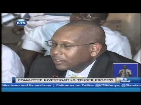 Public Investments Committee investigate tender process