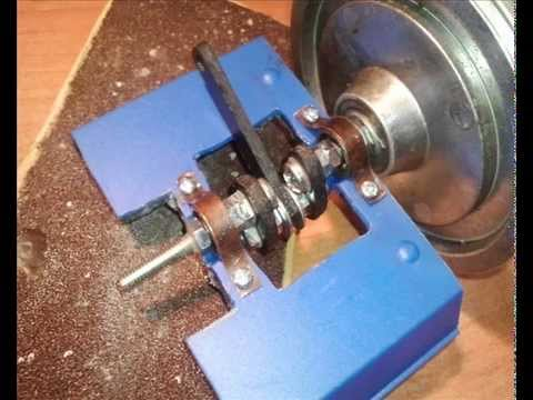 Making of Homemade linear electric motor