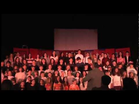 Ezra Academy Chanukah Play 2011 Introduction