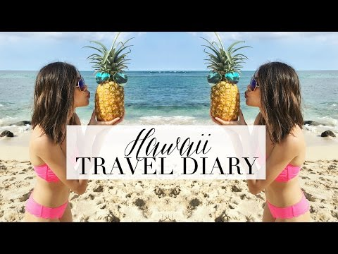 Travel Diary | Blessing in Hawaii