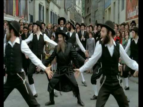 la danse de rabbi jacob by joli papa youtube