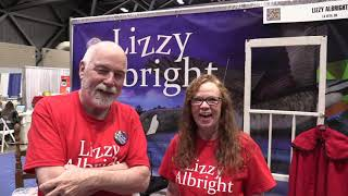 """Ricky Tims Introduces his new Project: """"Lizzie Albright"""" the Book and Sewing Sensation"""