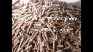 Hard Wood Pellet Mill Making Biomass Sawdust Pellets