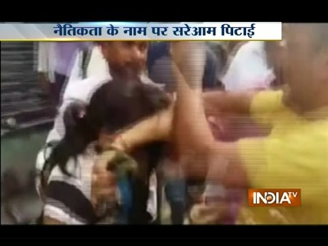 Viral Video: Woman Indecently Molested by Public in Haridwar - India TV thumbnail