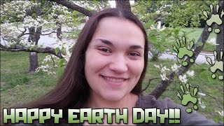 Seri Vlog! Happy Earth Day!!