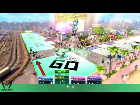 Monopoly Plus | PC Gameplay | 1080p HD | Max Settings